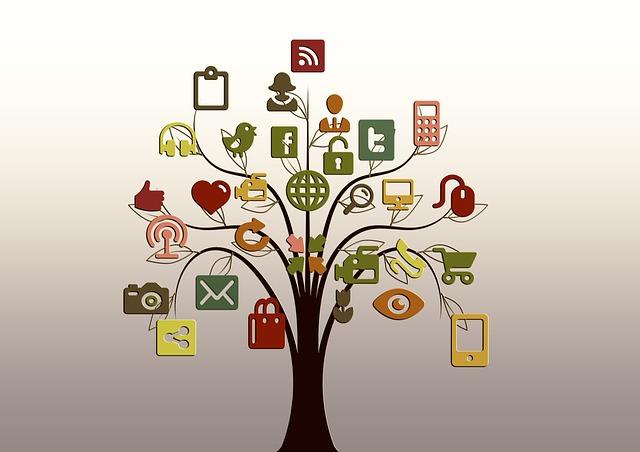 internetový strom