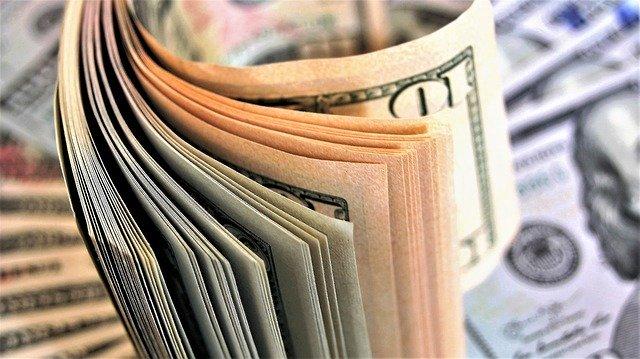 rychlé peníze dolar