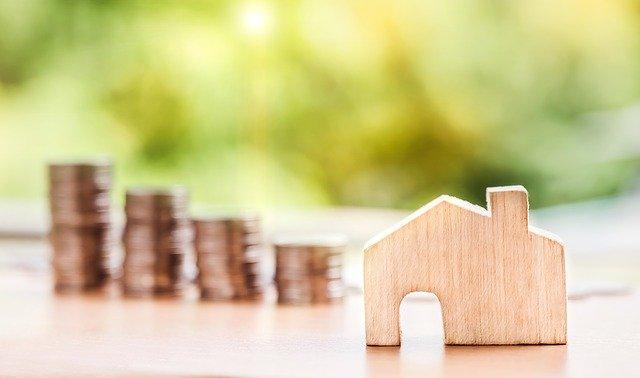 finance nákup domu